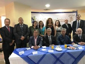 CUMPLIÓ SU PRIMER ANIVERSARIO EL COLEGIO DE COMUNICADORES POTOSINOS